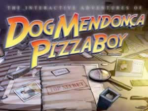 Dog Mendonça + Pizza boy