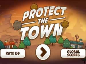 Protect The Town