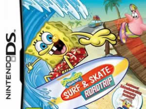 SpongeBob Skate & Surf Roadtrip
