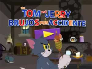 Tom y Jerry: Brujos por accidente
