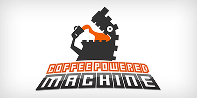 Coffee Powered Machine